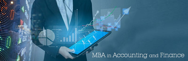Master in Accounting and Finance