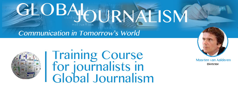 Master in Global Journalism