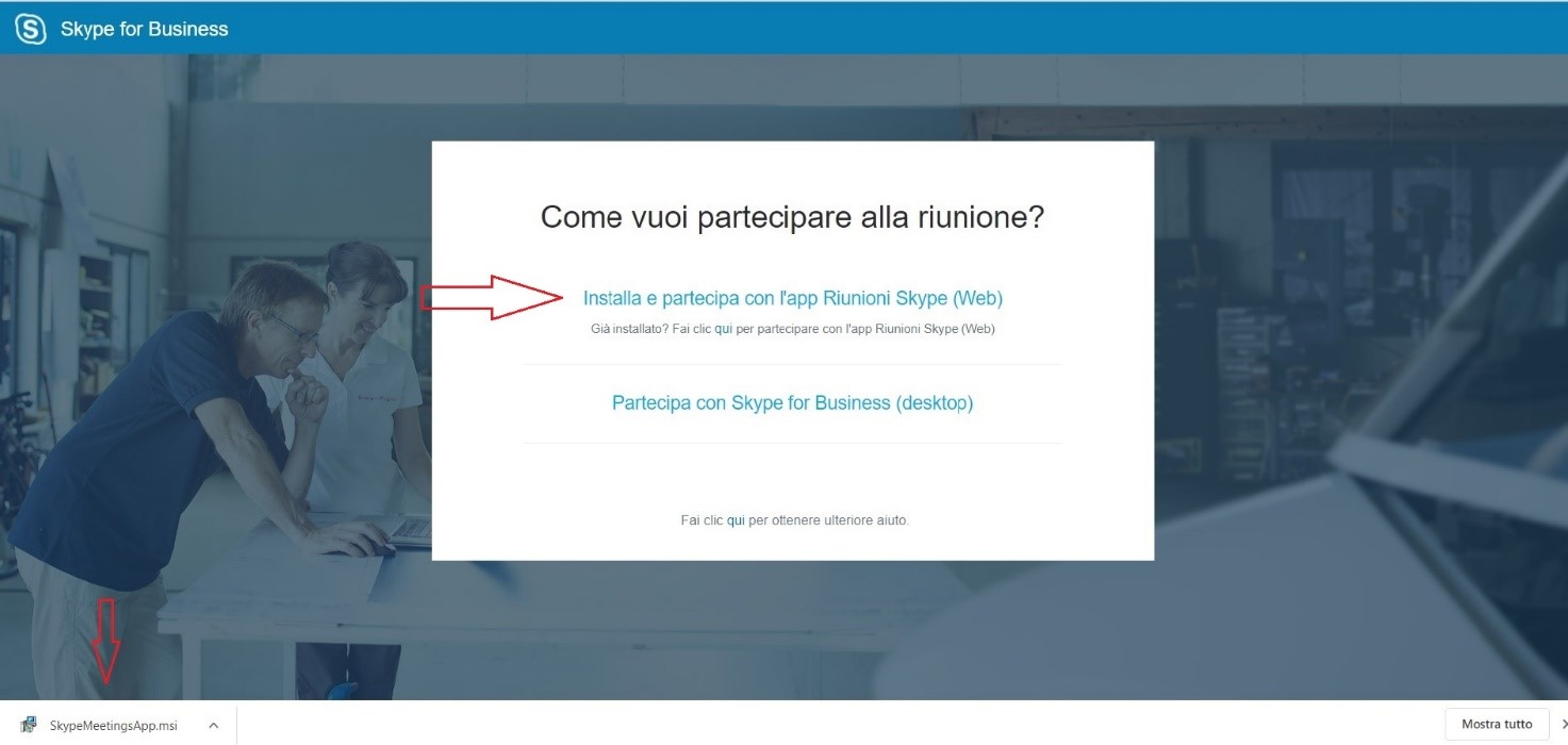 app-riunioni-skype-web