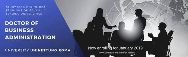Doctorate in Business Administration - DBA