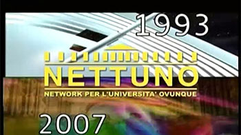 Uninettuno-Presentation - 14 years of NETTUNO
