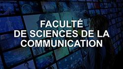 Faculté de Sciences de la Communication