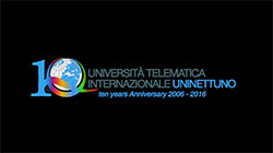 10 years anniversary of UNINETTUNO