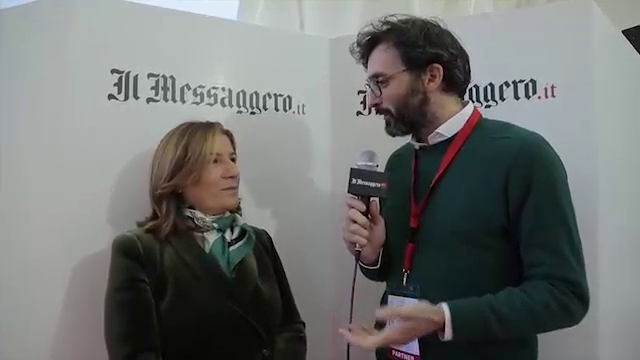 Rector Interview prof. Maria Amata Garito - Maker Faire 2017