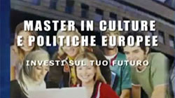 Master's Coures in Euromediterranean Cultures and Policies - Video presentation