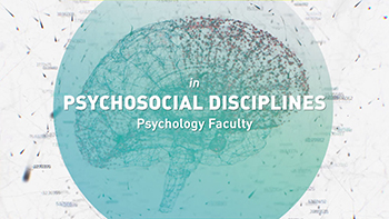 Video of Three-Year Degree Course in Psychosocial disciplines