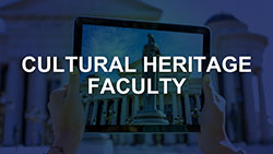Cultural Heritage Faculty
