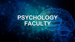 Psychology Faculty