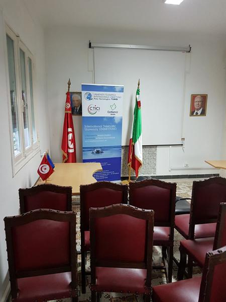 Chambre Tuniso Italienne De Commerce Et D Industrie